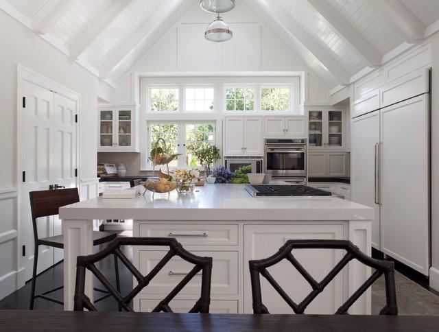 Kent Woodlands Kitchen transitional-kitchen