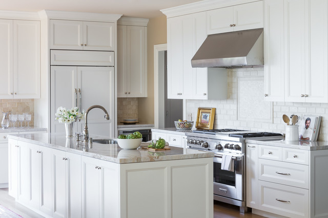 Kentfield Italian Casual Traditional Kitchen San Francisco By Tinsley Hutson Wiley