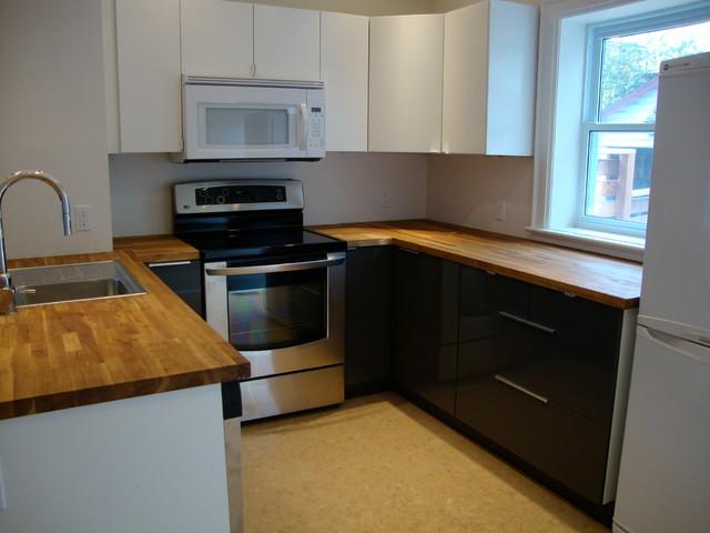 Kerr Renovation contemporary-kitchen