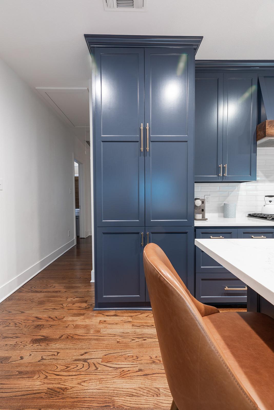 Kessler Park Navy Blue Dream Kitchen