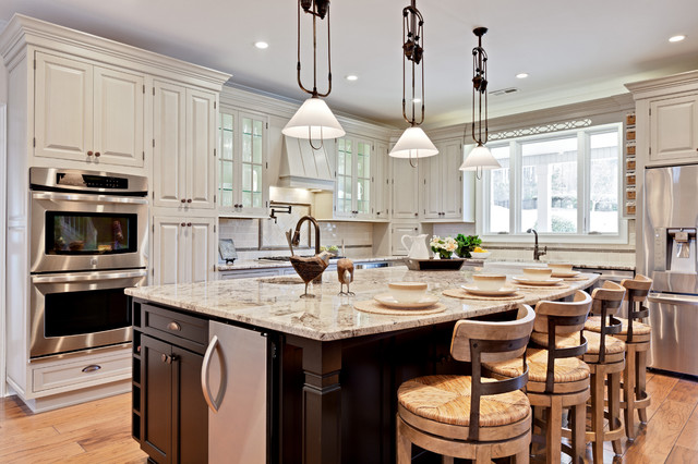 Kester Kitchen Traditional Kitchen Atlanta By Turan Designs Inc