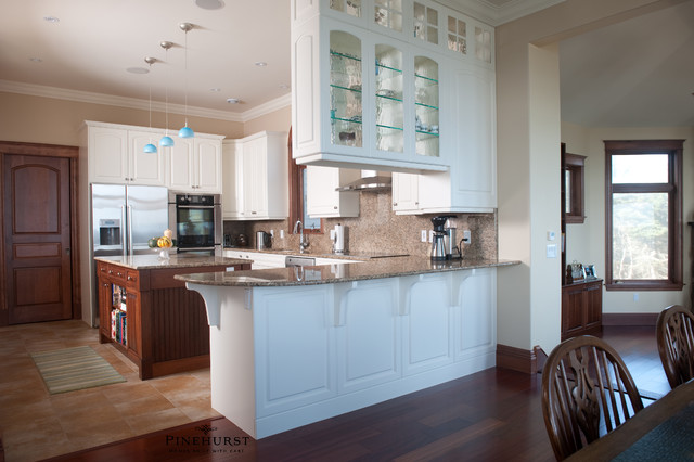 Ketch Harbour traditional-kitchen