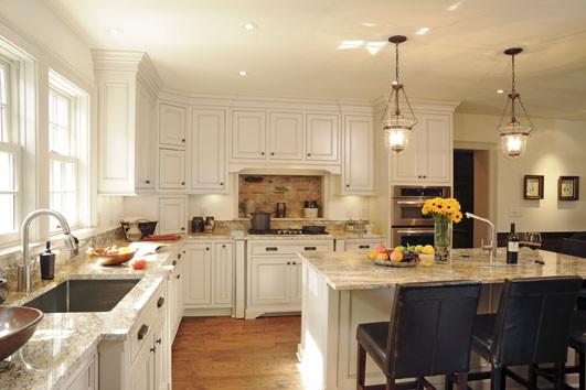 Ketron Custom Builders traditional-kitchen
