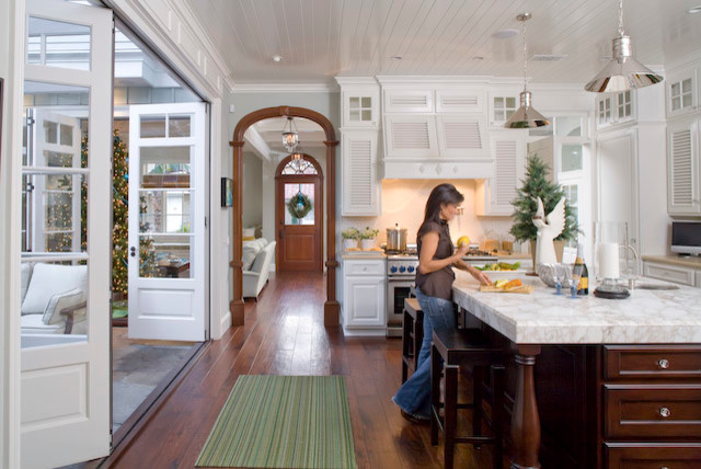 key west island inspired architecture traditional