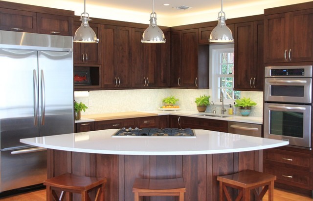 Key west retreat tropical kitchen other metro by for Key west style kitchen designs