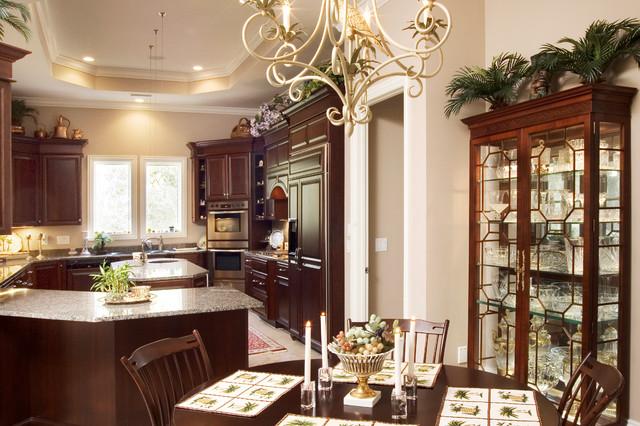 Kiawah Island Classy Place - Contemporary - Kitchen - charleston - by Architecture Plus, sc LLC