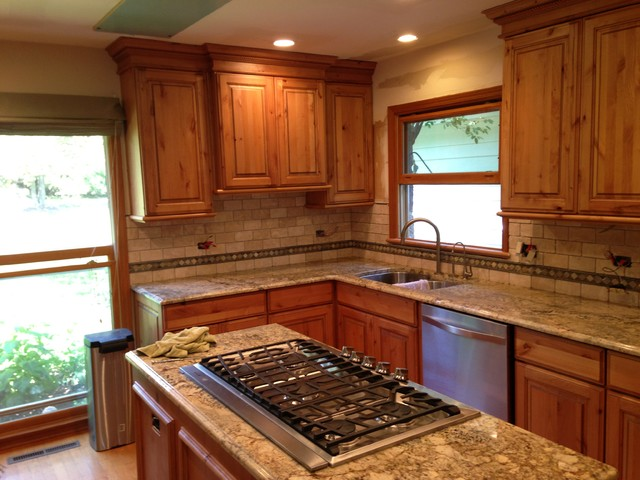 Kildeer kitchen traditional kitchen chicago by for Kitchen design zurich