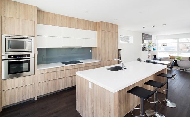 killarney modern kitchen calgary by rational