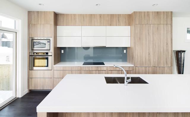 Killarney Modern Kitchen Calgary By Rational Kitchens Calgary