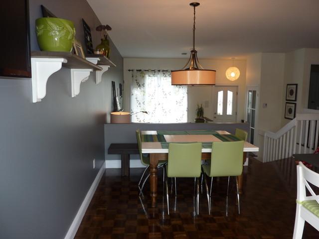 Kim & Cyril Kitchen After contemporary-kitchen