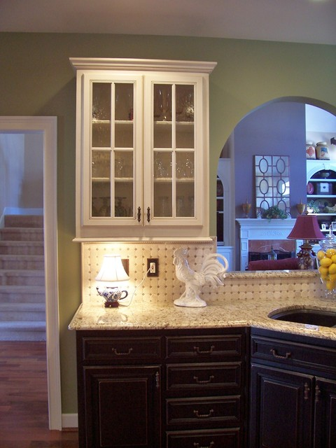 Kim Nichols Traditional Kitchen Atlanta