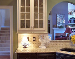 Kim Nichols traditional kitchen
