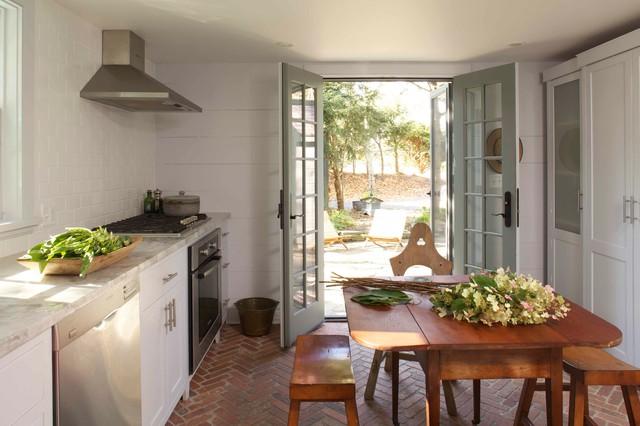 Kinderhook House farmhouse-kitchen