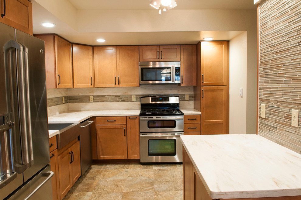King Kitchen Remodel - Traditional - Kitchen - Albuquerque ...