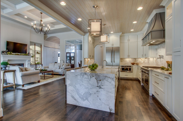 Kings Chapel Parade Homes Modern Kitchen Nashville