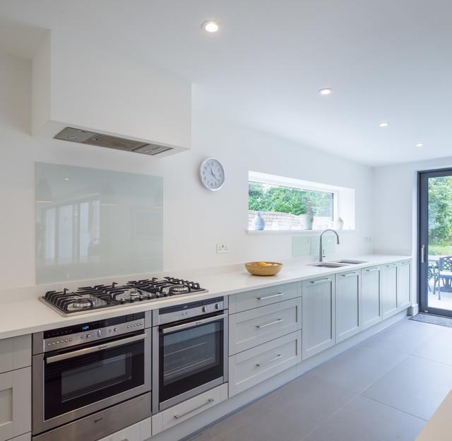 Kingston house 1 contemporary kitchen london by for Kitchen design kingston