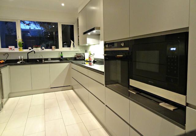 Kingston kitchen contemporary kitchen london by for Kitchen design kingston