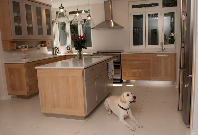 Kingston (RETO Kitchens by One Design) traditional-kitchen