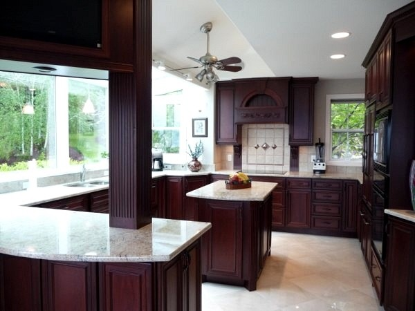 Kingston Sandy Beach Kitchen traditional-kitchen