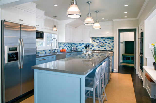 Kingswood Residence eclectic-kitchen