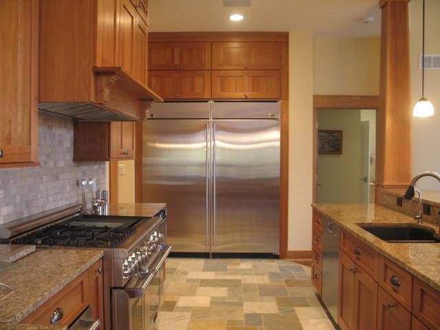 ... Home - Craftsman - Kitchen - indianapolis - by Debra Bracken Design