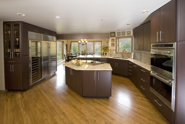 Kinsella Kitchens contemporary-kitchen