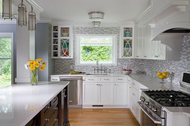 Kipling traditional-kitchen
