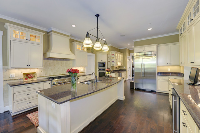 Kirby traditional-kitchen
