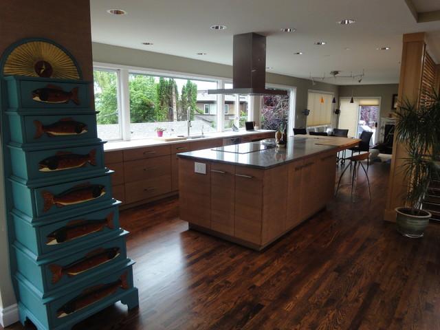 Kirkland Kitchen Remodel contemporary-kitchen