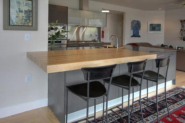 Kirkland Residence contemporary-kitchen