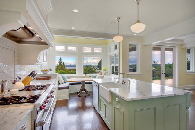 Kirkland Tanditional traditional-kitchen