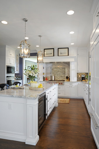 Kitchen 11084 - Traditional - Kitchen - Columbus - by J.S. Brown & Co.