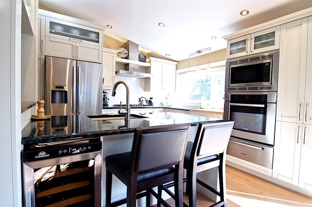 kitchen 2 contemporary-kitchen