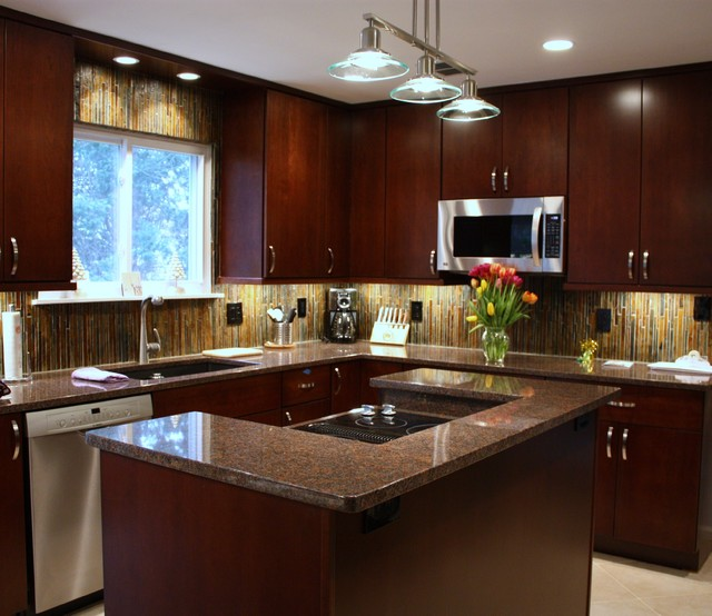 Dakota Kitchen And Bath | Kitchen 3 Contemporary Kitchen Dc Metro By Cornerstone