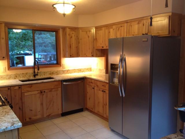 kitchen 4 klassisch k che portland von cashmere. Black Bedroom Furniture Sets. Home Design Ideas