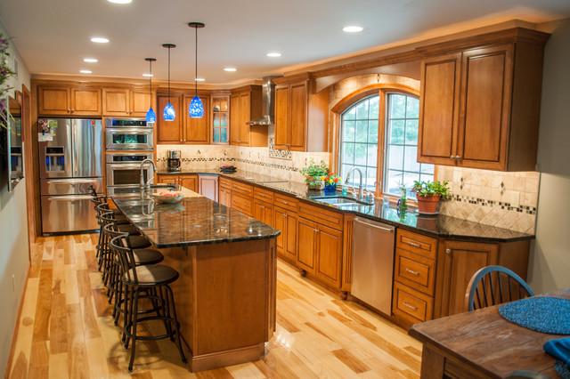 Souderton, PA Kitchen (1) traditional-kitchen