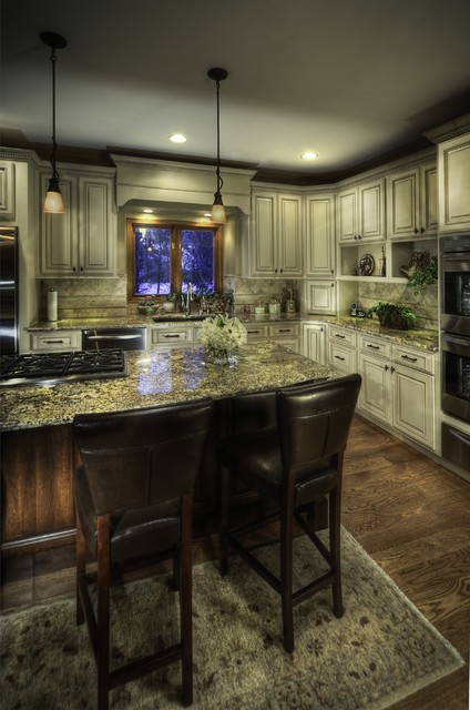 Kitchen 9021 Traditional Kitchen Columbus By J S