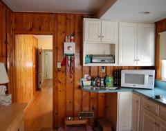 Kitchen: A Client-Designer Collaboration traditional-kitchen