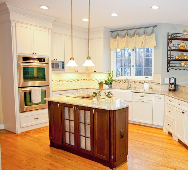 Kitchen: A Fresh Look for a Stylish Kitchen traditional-kitchen