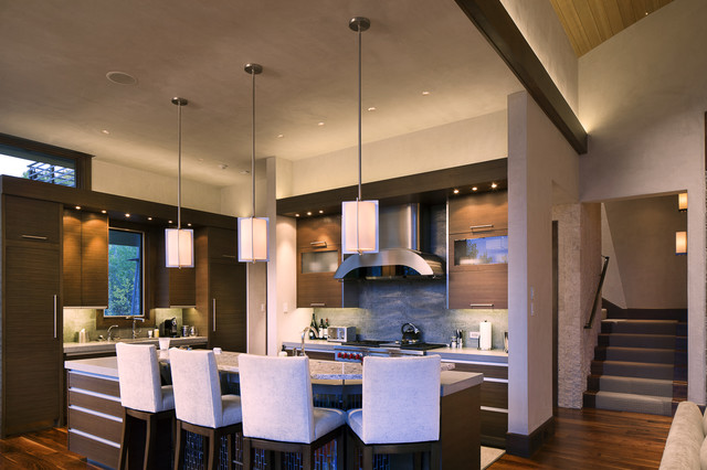 Kitchen Accent Lighting Modern Kitchen Austin By Q Tran Inc Houzz Uk