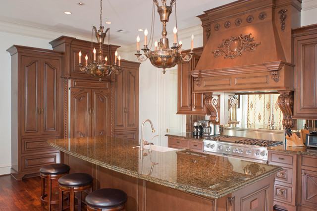 Kitchen - Traditional - Kitchen - Houston - by Rohe ...