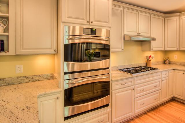 Kitchen addition 2 traditional-kitchen