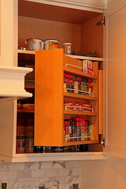 where do I find this spice rack pull-out?
