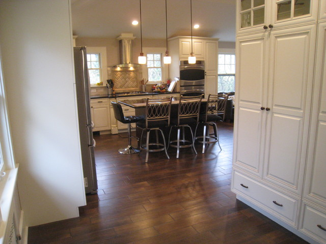 Kitchen Addition, Master Bath, Home Remodel traditional-kitchen