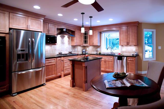 Kitchen Addition - Silver Merit Award Winner modern-kitchen