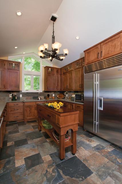Kitchen Addition traditional-kitchen