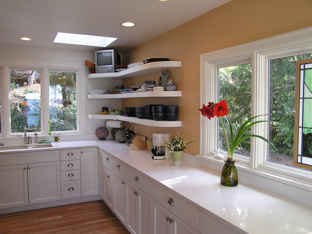 kitchen - after eclectic-kitchen