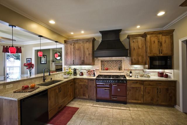Kitchen After Remodel farmhouse-kitchen