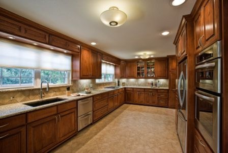 Kitchen After Remodel traditional-kitchen