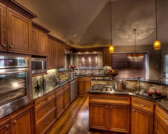 Updated Kitchen Remodel